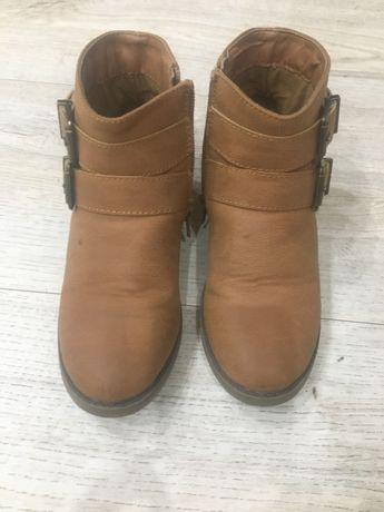 Buty botki dziewczynka 29