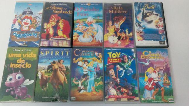 Filmes de BD VHS