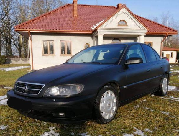 Opel Omega 3.2 V6 218 KM Skóra 2001 r z Gazem