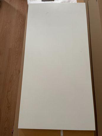 Tampo de secretaria ikea branco 120x 60cm