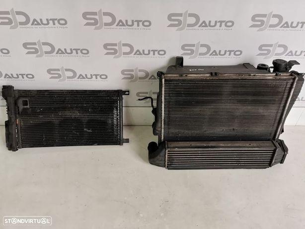 Conjunto Radiadores - BMW E46