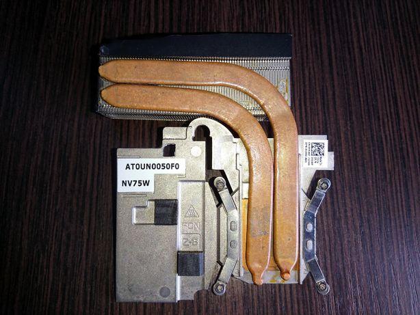 Радиатор Alienware 18, для видеокарты №1, Heatsink, Охлаждение