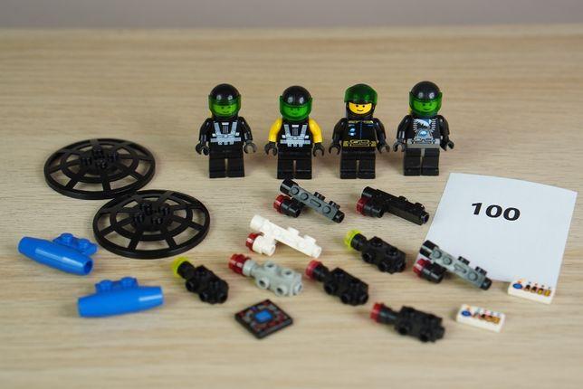 Lego #100 - Space - Classic - System - WYPRZEDAŻ KOLEKCJI