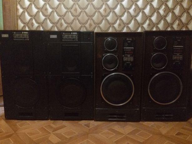 колонки радиотехника s90b и s90d 8ом