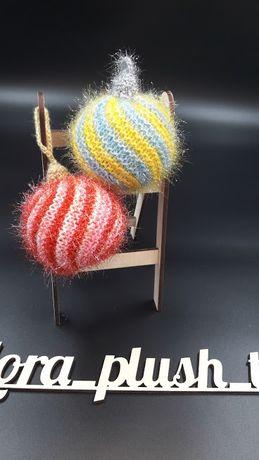 Игрушка шар на елку