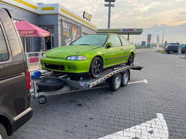 Honda Civic k24/k20 280KM / 300NM - TRACK DAY
