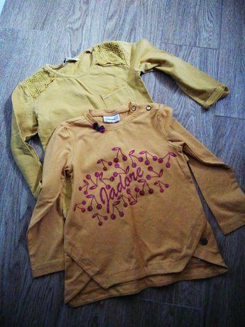 Bluzeczki miodowe roz. 98