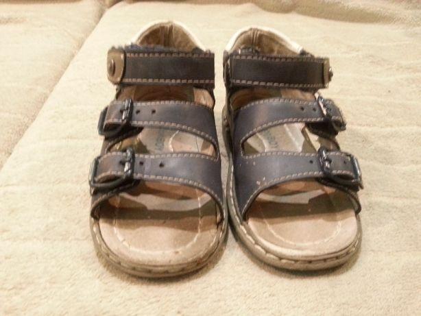 buty dla chłopca chłopięce sandały 21