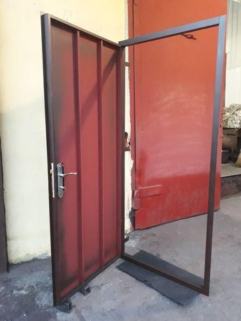 Двери металические! 3500 грн!!!