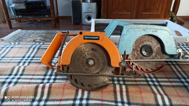 Pilarka tarczowa Bullcraft do cięcia drewna