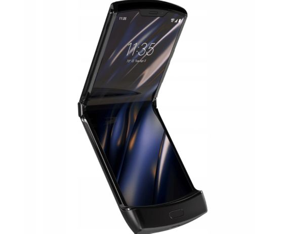 Motorola Moto Razr 2019 ( XT2000-2 ) NFC 6GB/128GB Black RATY