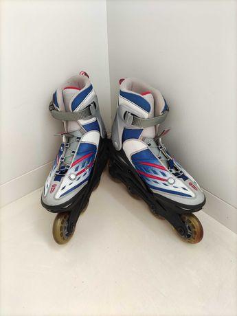 Vendo patins em linha ROLLERBLADE extensíveis [37-40] impecáveis