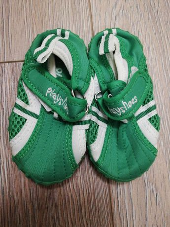 Buty plażowe do pływania rozm 18/19, Playshoes