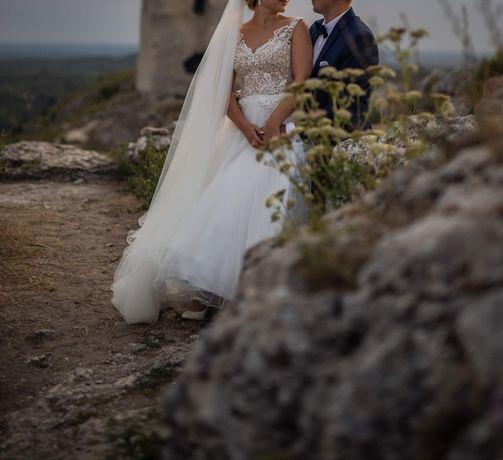 Suknia ślubna marki Pilar