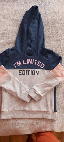 Bluza hm limited edition 110/116 ideał