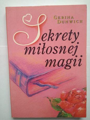 Sekrety miłosnej magii Gerina Dunwich
