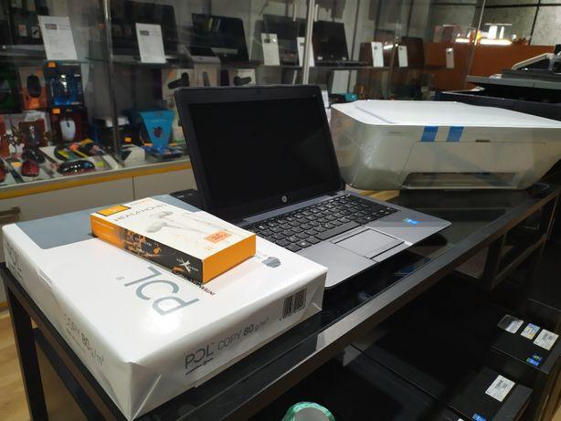 ZESTAW DLA UCZNIA!! Laptop HP 820 G2+Drukarka HP2720 NOWA!!