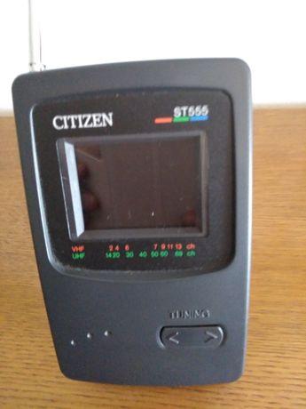 """TV Portátil a cores CITIZEN Lcd 2.2"""""""