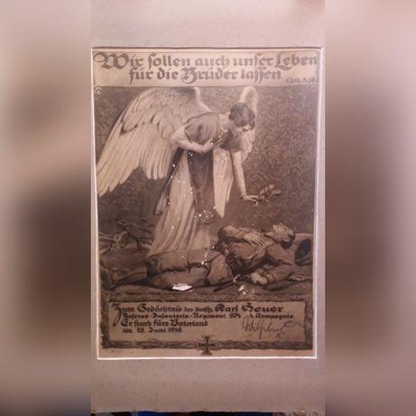 Pruskie tablo pośmiertne