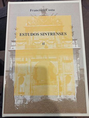 Livro Estudos Sintrenses Volume II - Francisco Costa ( NOVO )