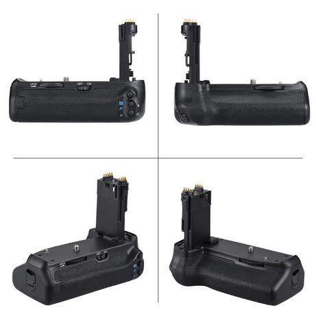 Z579 Grip Vertical Canon EOS BG-1T 70D 80D para 2x LP-E6