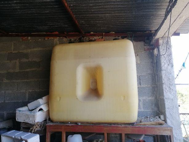 Tanque de gasoleo para aquecimento