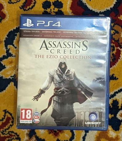 Assassin's Creed Ezio Collection - PS4