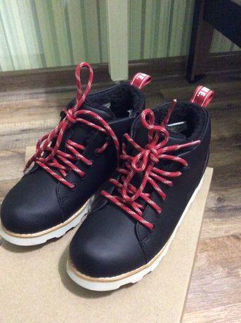Ботинки 32 размер clarks