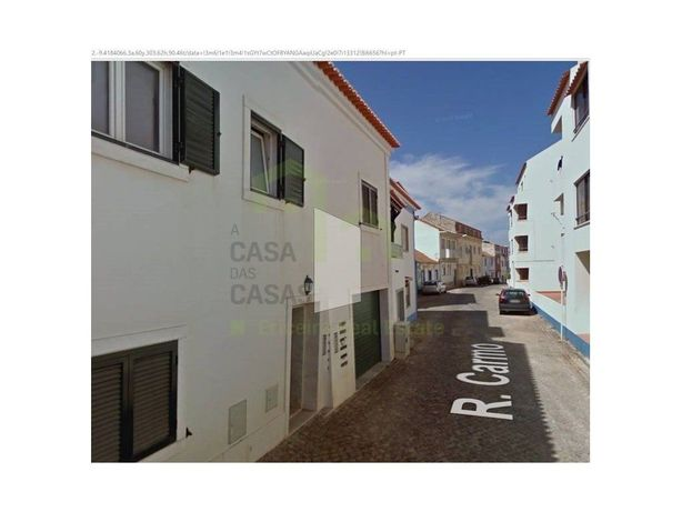 Garagem - Ericeira centro, A Casa das Casas