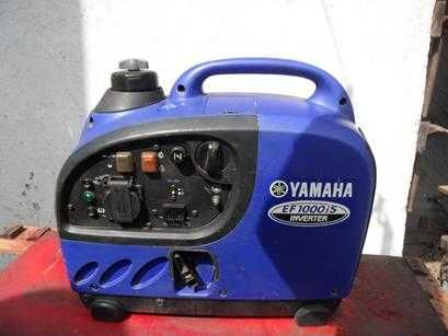 Agregat prądotwórczy Yamaha FE1000is
