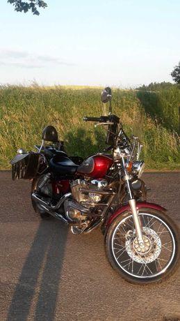 Piękny i zadbany motocykl Yamaha Virago XV 125
