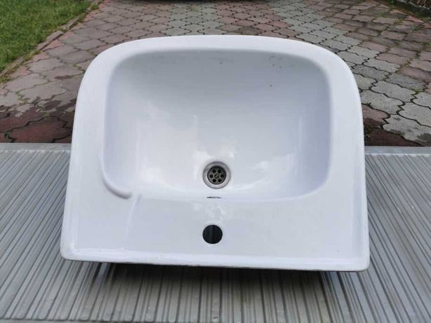 Umywalki używane