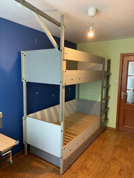 Łóżko młodzieżowe piętrowe VOX Smart