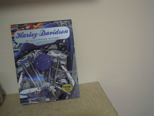 Harley Davidson an ilustrated History