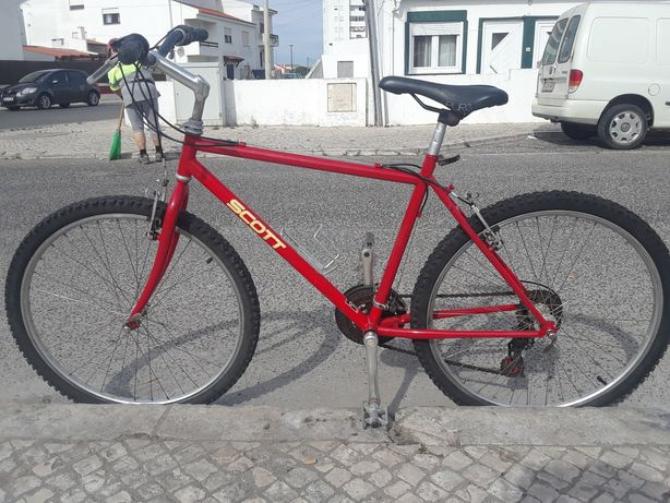 Bicicleta desportiva