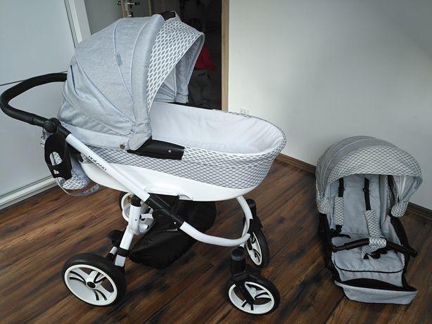 Wózek Bebetto Holland 3w1