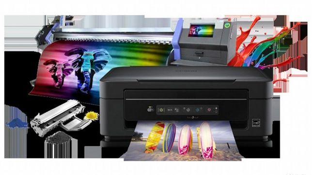Ремонт принтеров, мфу, струйных и лазерных
