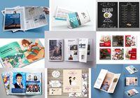 Grafik DTP | Okładki, illustracje do książek, bajek, broszur, gazetki