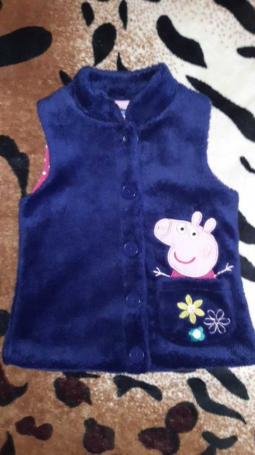 Одежда для девочки жилетка Peppa