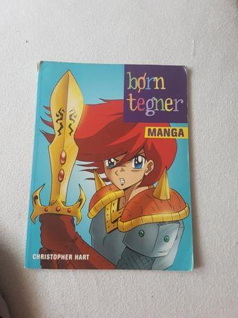 Ksiazka nauka rysunku postaci anime manga