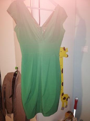 Sukienka vissavi rozmiar 40 tusxuje brzuszek