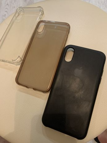 Чехол на iphone X/Xs, 10, 10s