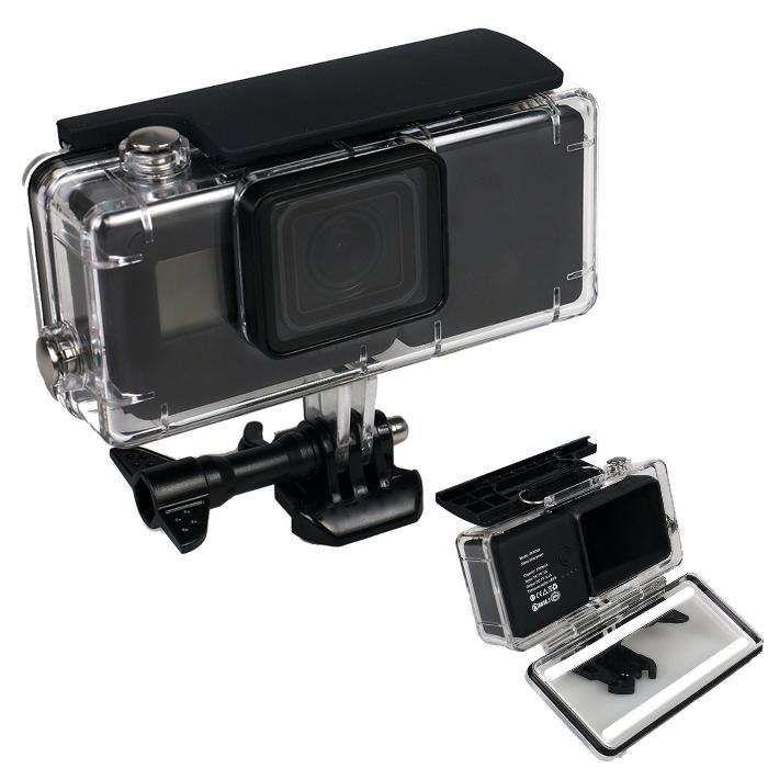 Bateria Gopro Hero 6 Black 2300 Mah + Caixa Estanque -Novo-Portes Grat Faro - imagem 1
