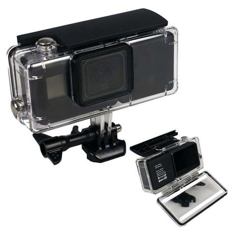Bateria Gopro Hero 6 Black 2300 Mah + Caixa Estanque -Novo-Portes Grat