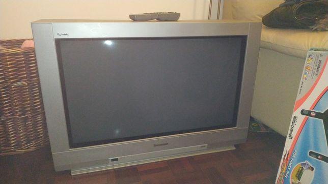 TV Panasonic Cinza