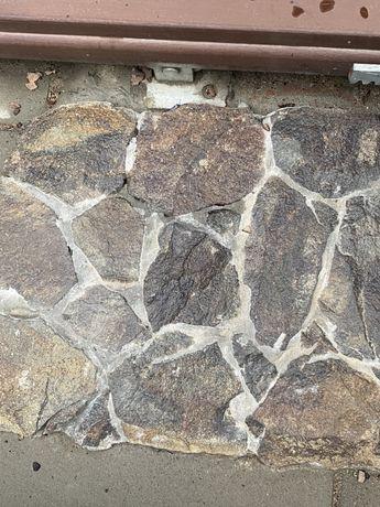 Песчаник. Декоративный камень