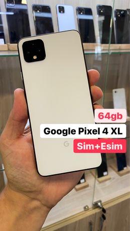 Google Pixel 4 XL 64gb White Sim+Esim Чудовий Стан