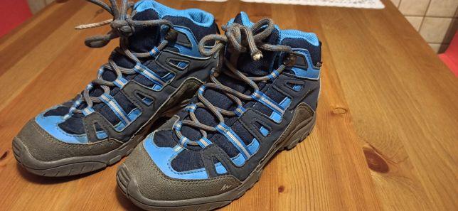 Buty zimowe trekkingowe rozm. 33
