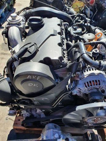 Motor vw passat/audi a4 1.9tdi 130cv awx/avf