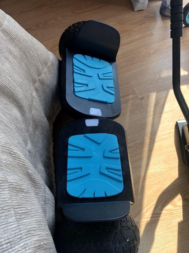HOVERBOARD + Kit Kart Qilive